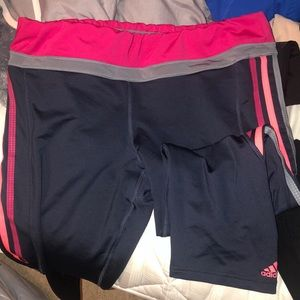 Brand new cropped adidas sport leggings